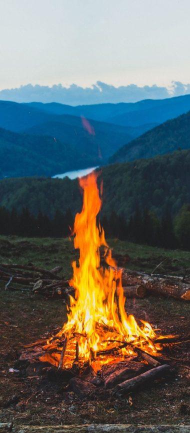 FireWood Campfire Mountain 1080x2460 380x866