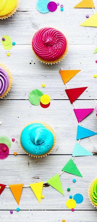 Food Cupcake Celebration 1080x2460 380x866