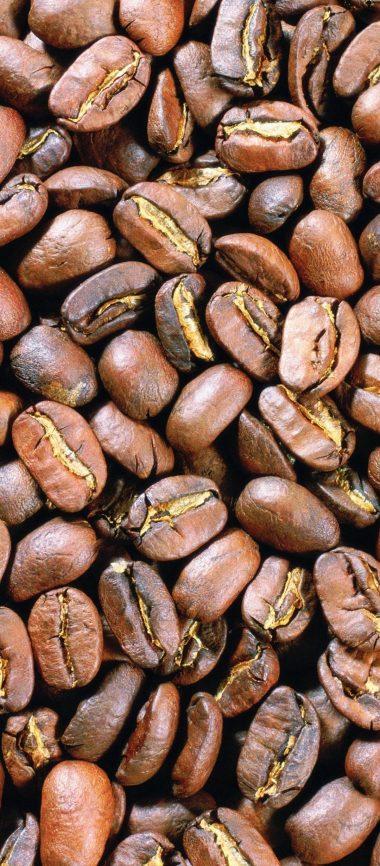 Grains Coffee Background 1080x2460 380x866