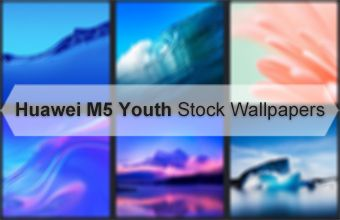 Huawei M5 Youth Stock Wallpapers