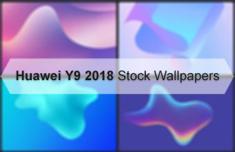 Huawei Y9 2018 Stock Wallpapers