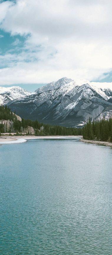 Lake Mountains Landscape 1080x2460 380x866