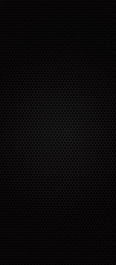 Mesh Texture Dark 1080x2460 380x866