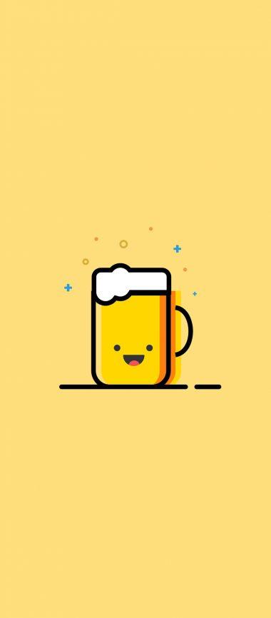 Minimal Emoji Cup Of Tea 1080x2460 380x866