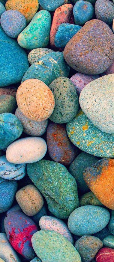Multicolored Stones 1080x2460 380x866