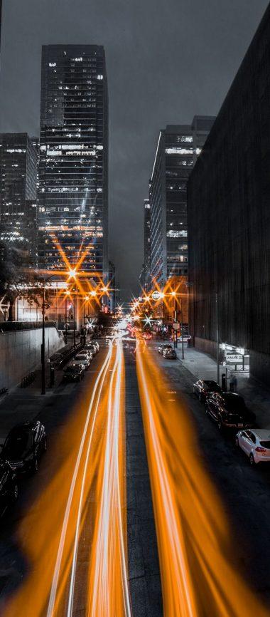 Night City Long Exposure 1080x2460 380x866