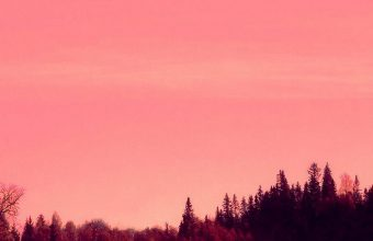 Pink Sky Nature Water 1080x2460 340x220