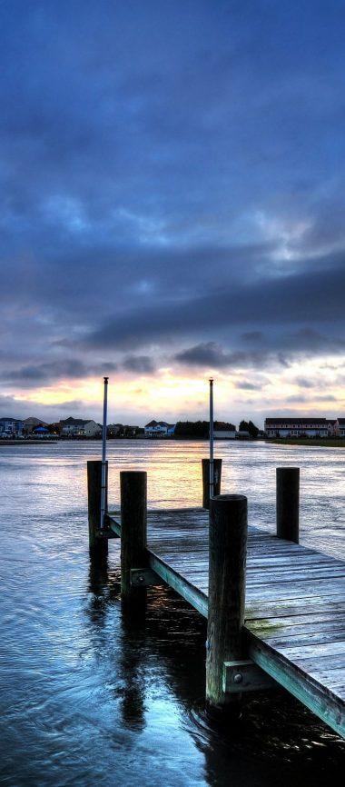 River Bridge Landscape 1080x2460 380x866