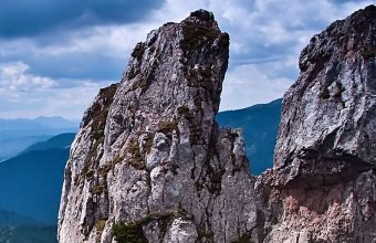 Rocks Mountains Bushes Trees Sky 1080x2460 340x220