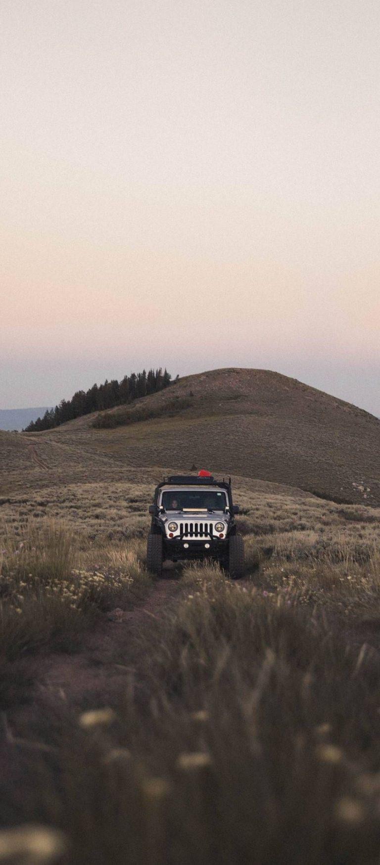 SUV Mountain Car 1080x2460 768x1749