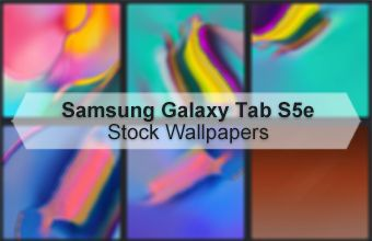 Samsung Galaxy Tab S5e Stock Wallpapers Hd