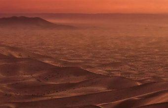Sand Desert Evening Decline 1080x2460 340x220