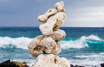 Sea Beach Stones 1080x2460 340x220