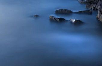 Sea Evening Twilight Great Britain 1080x2460 340x220