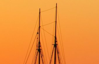 Sea Sailboat Horizon 1080x2460 340x220