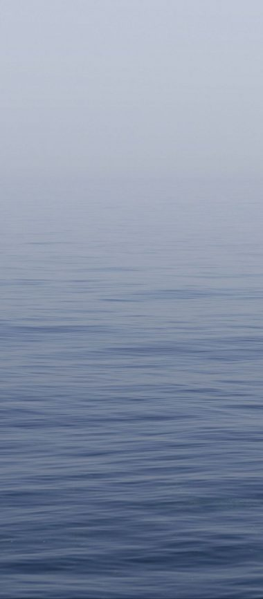Sea Surface Blue Sky 1080x2460 380x866