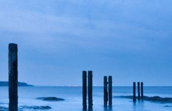 Sea Water Stakes Twilight 1080x2460 340x220