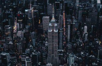 Skyline New York City 1080x2460 340x220