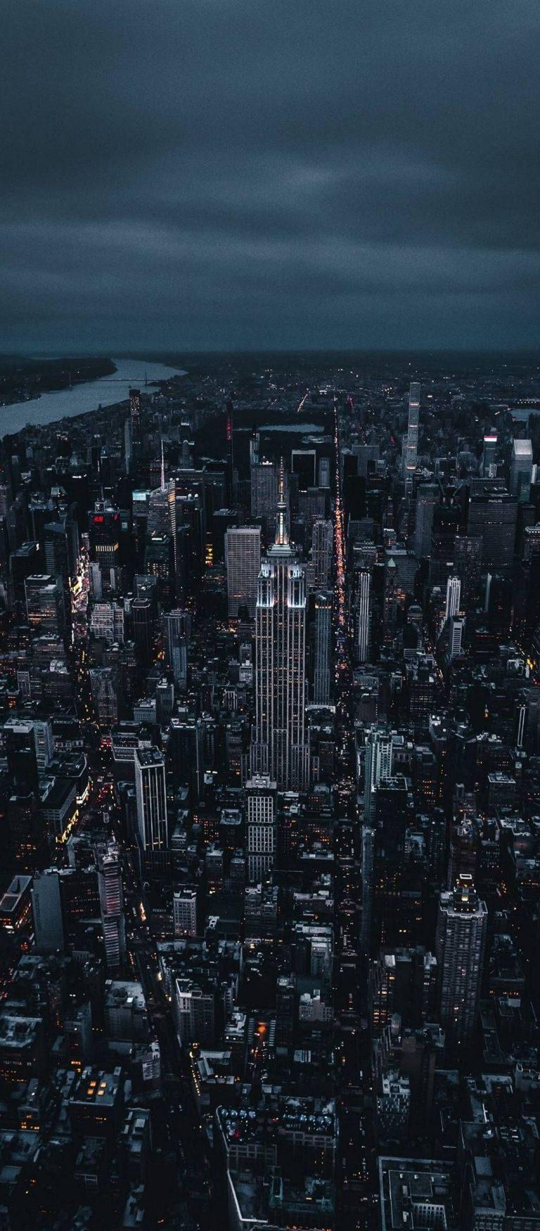 Skyline New York City 1080x2460 768x1749
