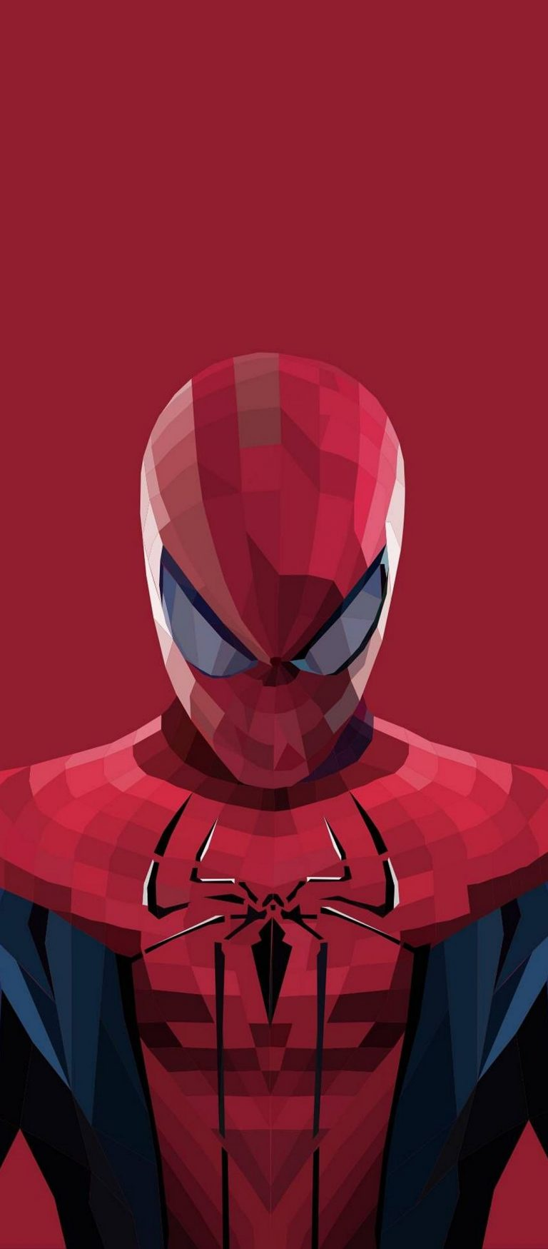 Superhero Spiderman Cartoon 1080x2460 768x1749