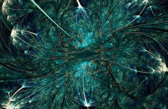 Twisted Abstract Pattern Fractal 1080x2460 340x220