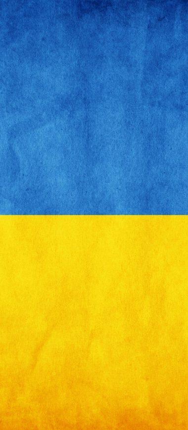 Ukraine Flag Texture 1080x2460 380x866