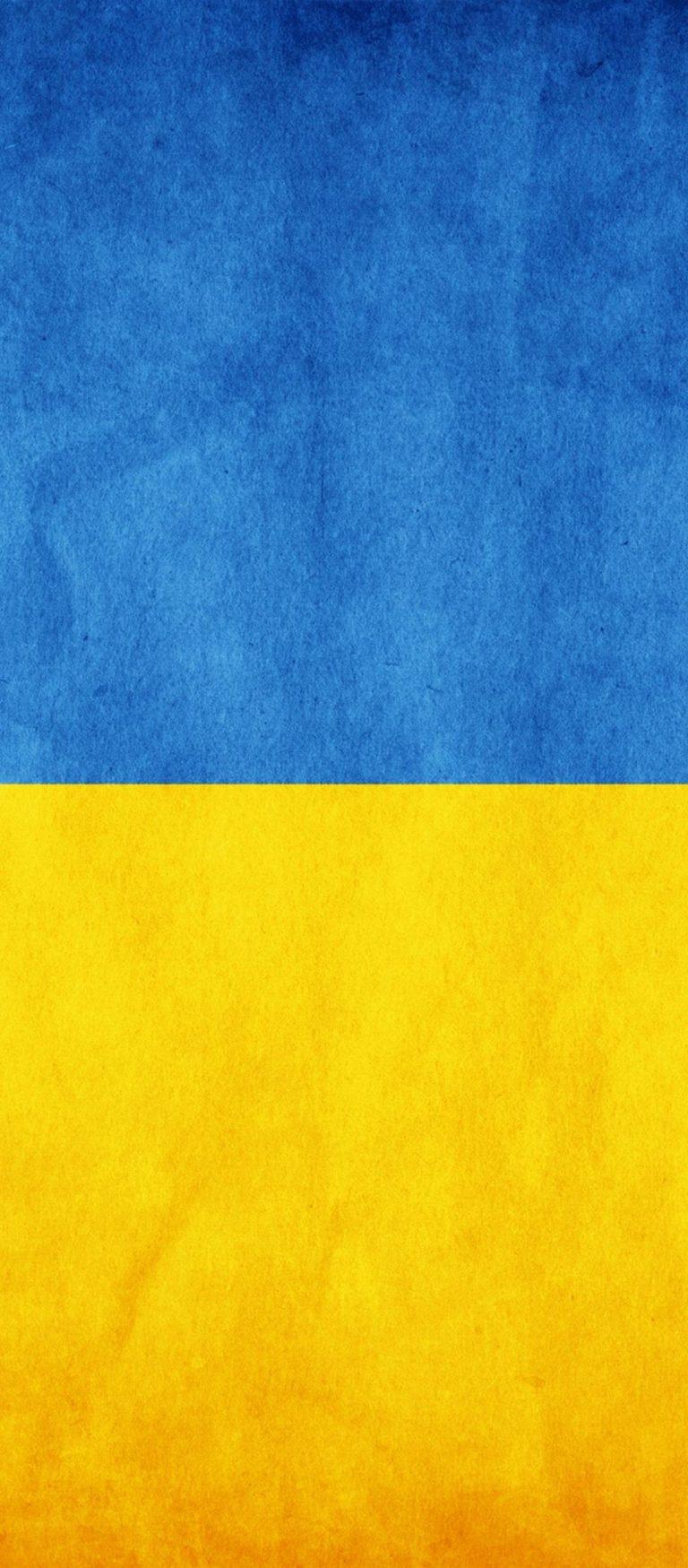 Ukraine Flag Texture 1080x2460 768x1749