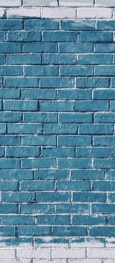Wall Bricks Paint Texture 1080x2460 380x866