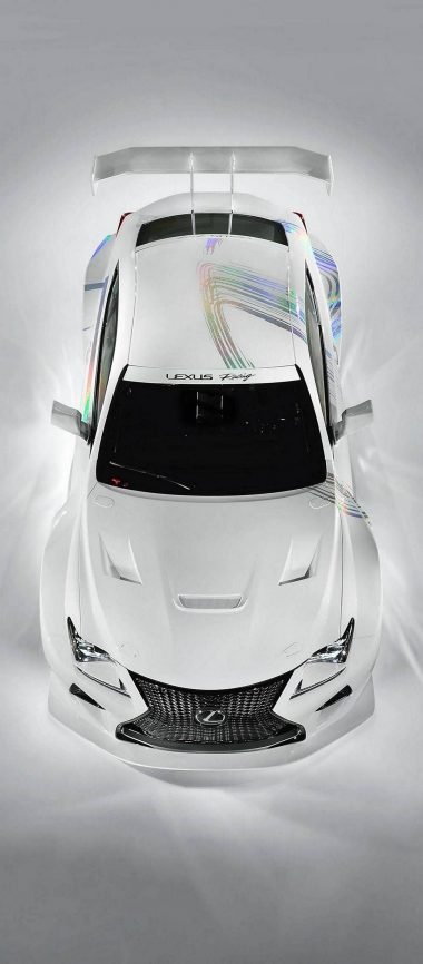 White Car Lexus 1080x2460 380x866