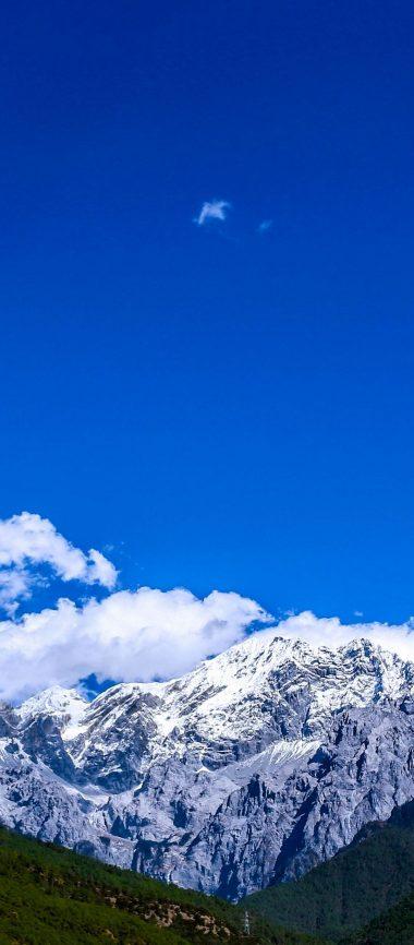 Yunnan Jade Dragon Snow Mountain 1080x2460 380x866