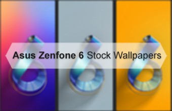 Asus Zenfone 6 Stock Wallpapers