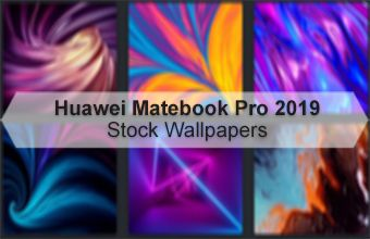 Huawei Matebook Pro 2019 Stock Wallpapers