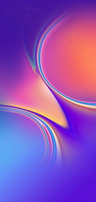 Infinix Hot S4 Stock Wallpaper 02 720x1520 380x802