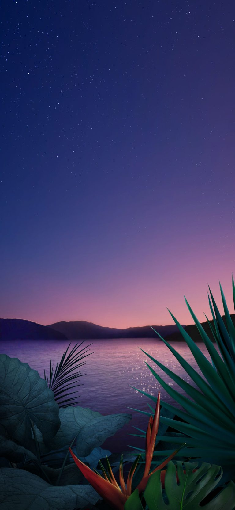 LG G8 ThinQ Stock Wallpaper 15 1440x3120 768x1664