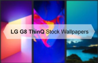 LG G8 ThinQ Stock
