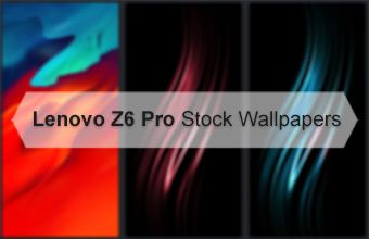 Lenovo Z6 Pro Stock Wallpapers
