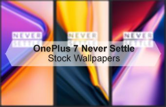 OnePlus 7 Never Settle Wallpapers