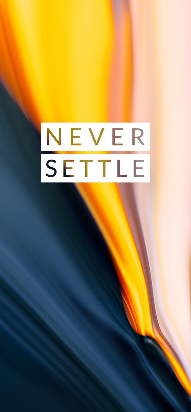 OnePlus 7 Never Settle Wallpaper 02 1448x3120 768x1655