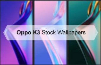 Oppo K3 Stock Wallpapers