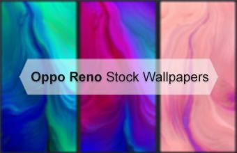 Oppo Reno Stock Wallpapers