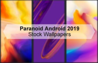 Paranoid Android 2019 Stock Wallpapers