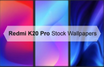 Redmi K20 Pro Stock Wallpapers