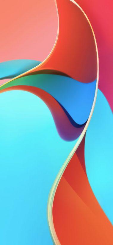 Redmi Y3 Stock Wallpaper 02 1080x2340 380x823