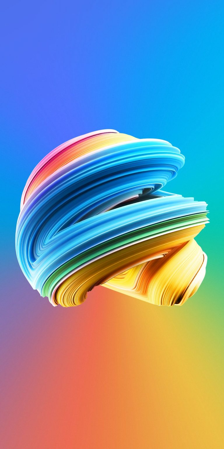 Tecno Camon X Pro Stock Wallpaper 07 1080x2160 768x1536