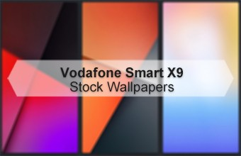 Vodafone Smart X9 Stock Wallpapers