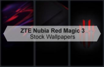 ZTE Nubia Red Magic 3 Stock Wallpapers