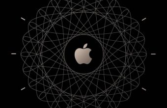 Apple Logo Brown Technology Wallpaper 720x1544 340x220