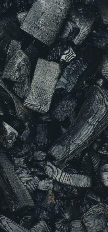 Ash Coals Firewood Wallpaper 720x1544 380x815