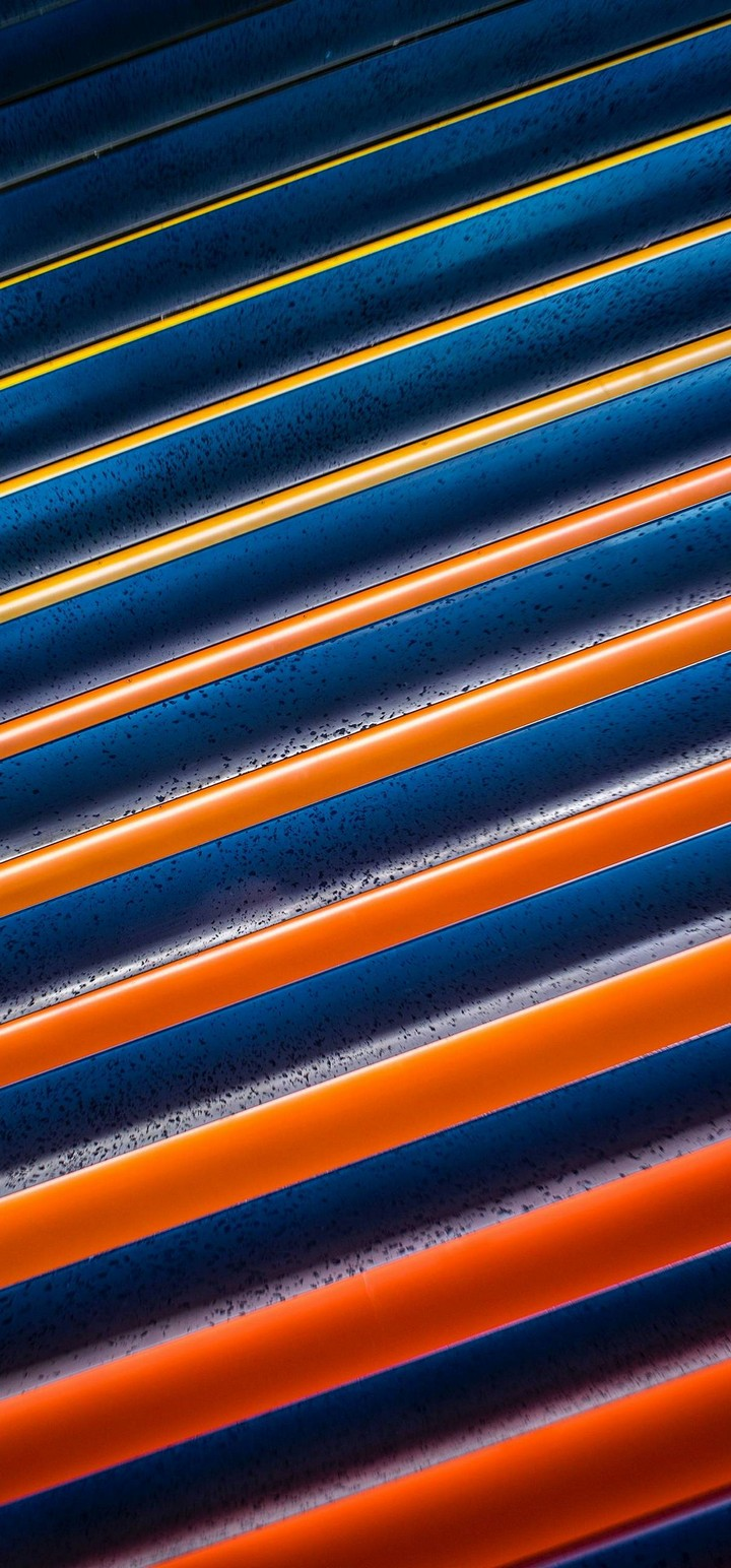 Colors Lines Abstract Wallpaper 720x1544