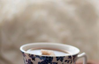 Cup Tea Drink Wallpaper 720x1544 340x220